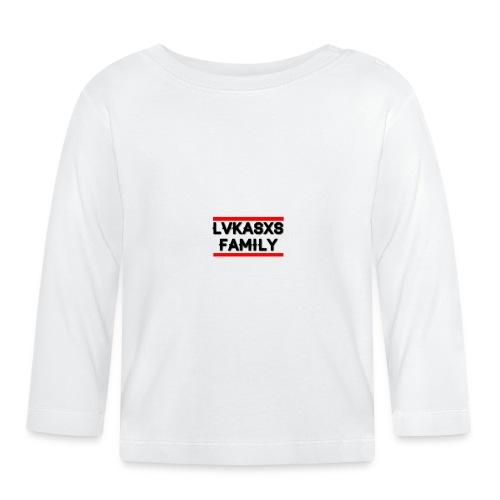 LvkasxsFamily - Baby Langarmshirt