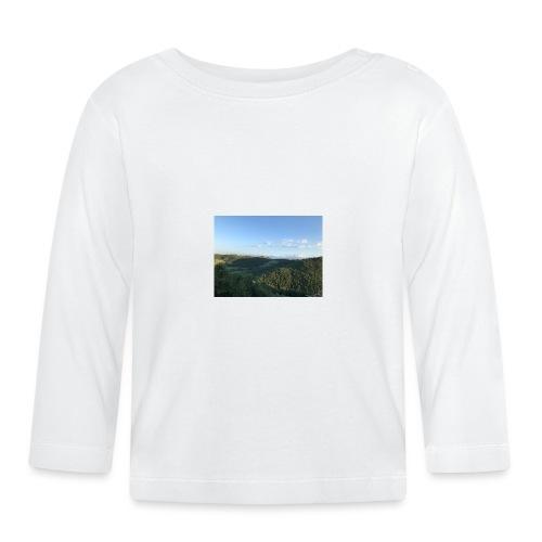 paesaggio - Maglietta a manica lunga per bambini