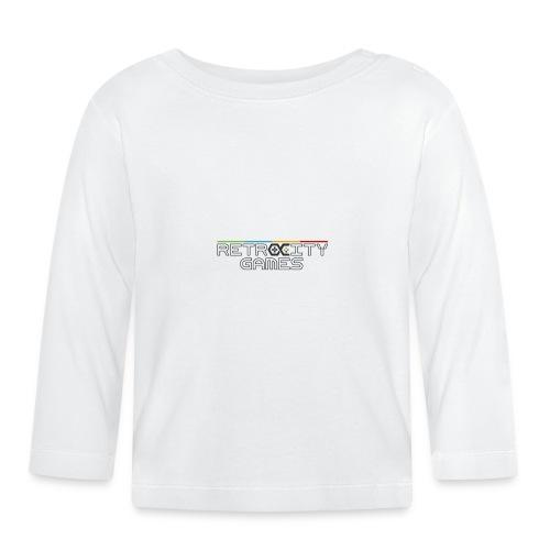 Casquette officielle - T-shirt manches longues Bébé