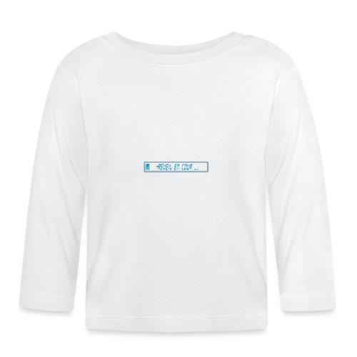 barre - T-shirt manches longues Bébé