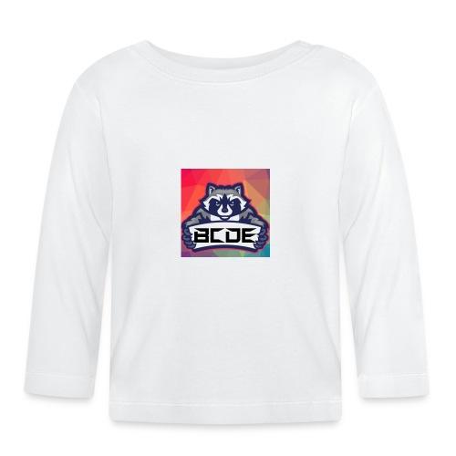 bcde_logo - Baby Langarmshirt