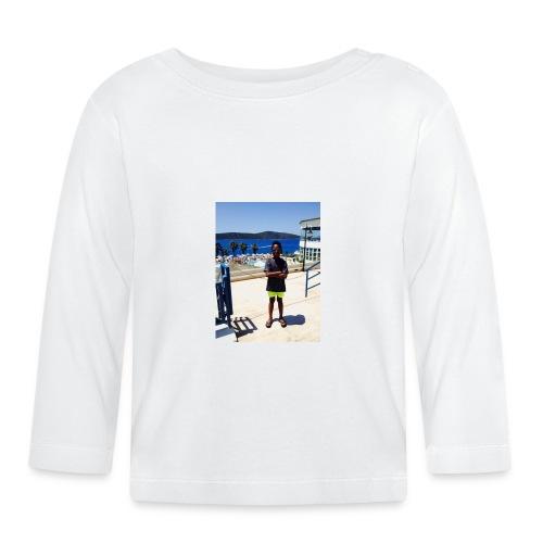 IMG 0717 - Langærmet babyshirt