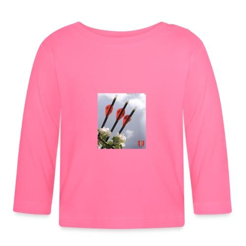 1D1804D0 95F8 42E0 9110 304554AA7794 - Langarmet baby-T-skjorte
