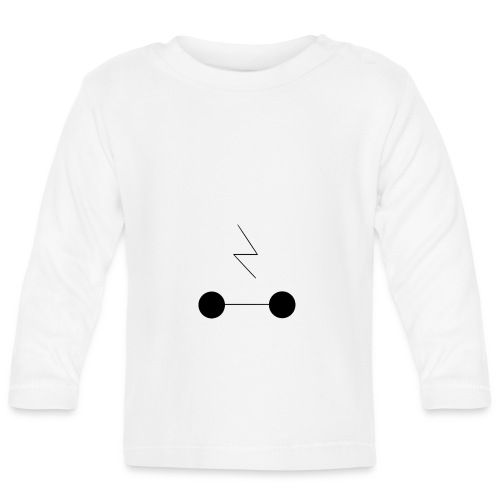 blitz gugeln - Baby Langarmshirt