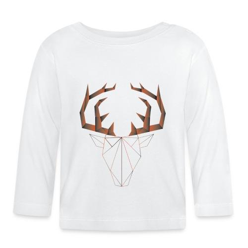LOW ANIMALS POLY - T-shirt manches longues Bébé