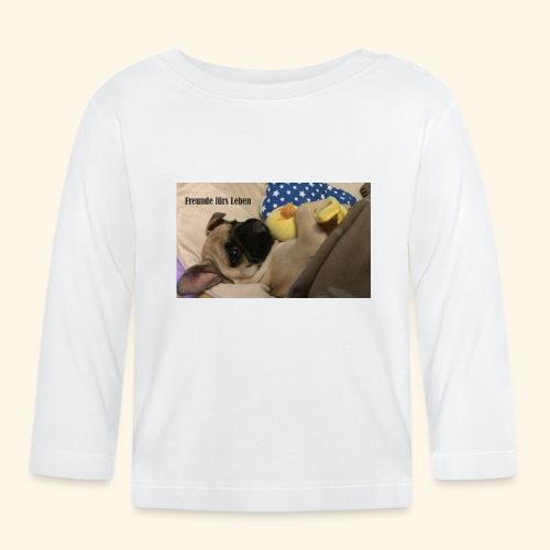 Freunde fürs Leben - Baby Langarmshirt