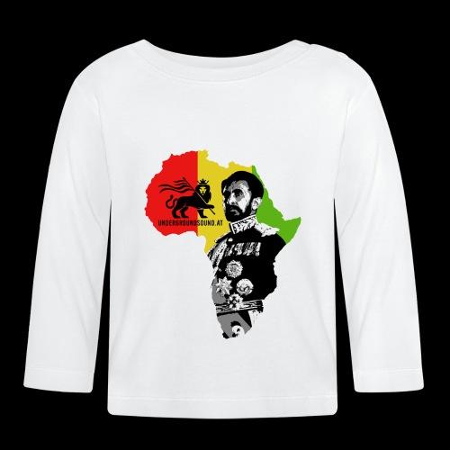 Africa Conquerin Lion H.I.M. - Baby Langarmshirt