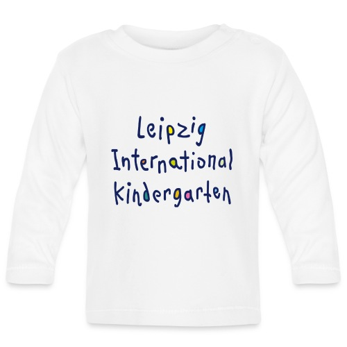 L cmyk LIK full Spreadsh - Baby Long Sleeve T-Shirt