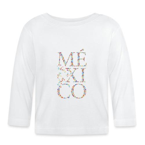 México - Baby Langarmshirt