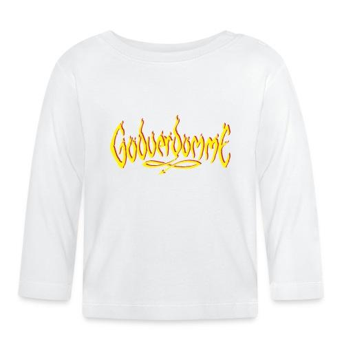 godverdomme - T-shirt manches longues Bébé