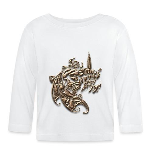 Viking - Långärmad T-shirt baby