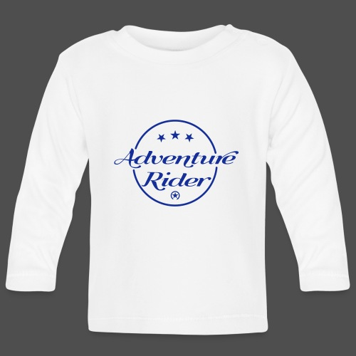 Adventure Rider - Baby Long Sleeve T-Shirt