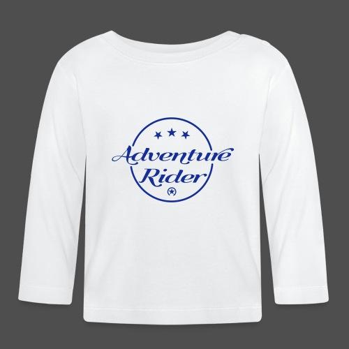 Adventure Rider - Koszulka niemowlęca z długim rękawem