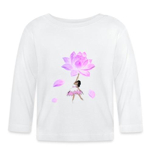 Fly beautiful - Baby Langarmshirt