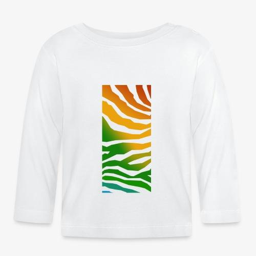 zebra - Långärmad T-shirt baby