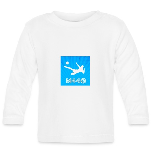 M44G clothing line - Baby Long Sleeve T-Shirt