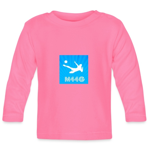 M44G clothing line - Baby Long Sleeve T-Shirt