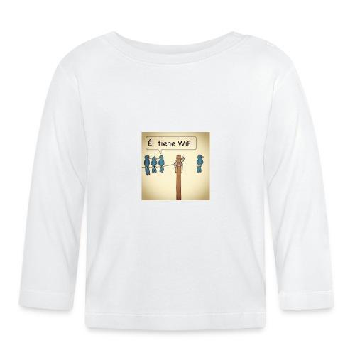WIFI - Camiseta manga larga bebé