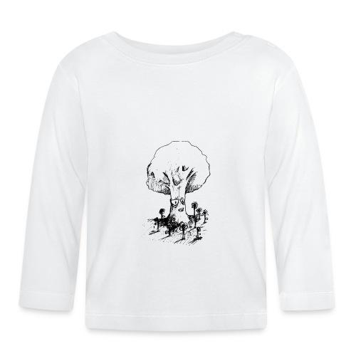 Sage Tree - Baby Long Sleeve T-Shirt