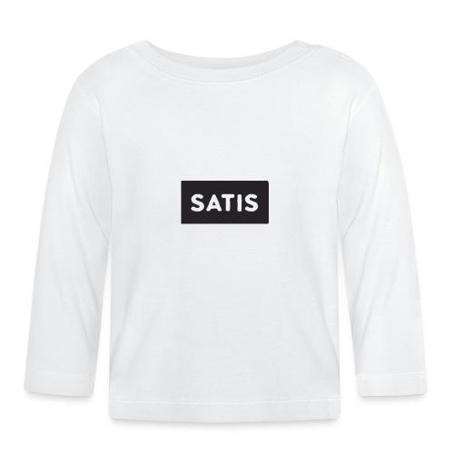satis - T-shirt manches longues Bébé