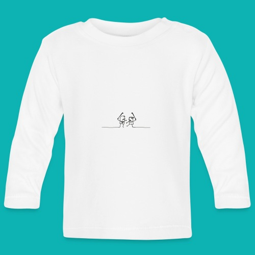 HOCKEY MIXTO - Camiseta manga larga bebé