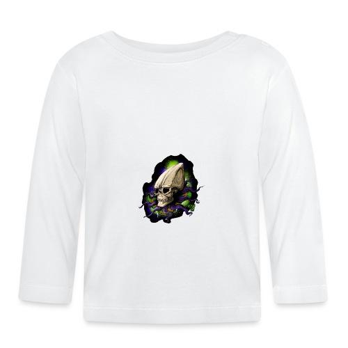 Alien BONE SQL - Filed - Baby Long Sleeve T-Shirt
