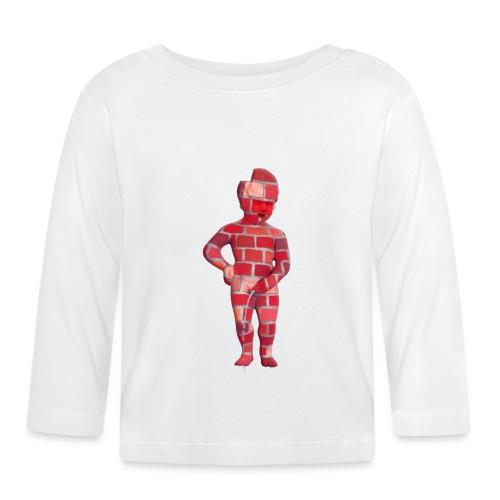 BRiCO ♀♂   mannekenpis - T-shirt manches longues Bébé