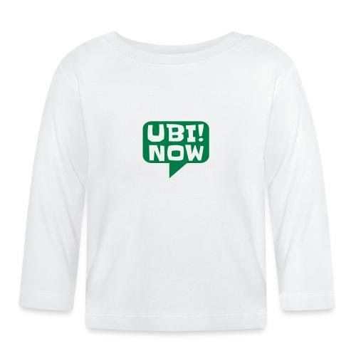 UBI! NOW - The movement - Baby Long Sleeve T-Shirt