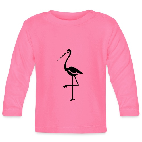 Flamingo - Baby Long Sleeve T-Shirt