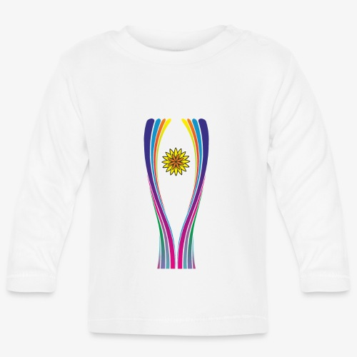 SOLRAC World Cup - Camiseta manga larga bebé