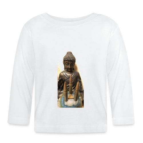 Power Buddha - Baby Langarmshirt