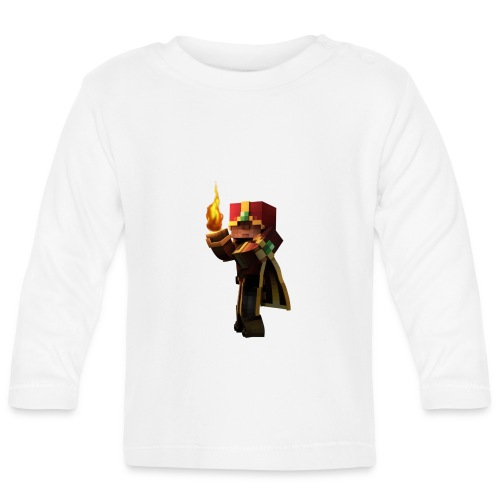 MineKnight BackPack BP - Långärmad T-shirt baby