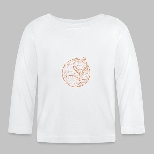 Fox Graph - Baby Long Sleeve T-Shirt