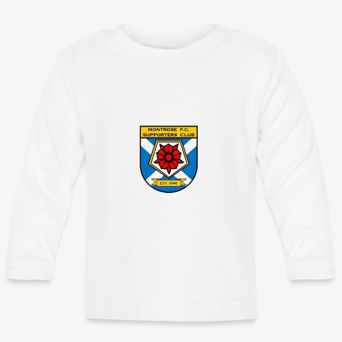 Montrose FC Supporters Club - Baby Long Sleeve T-Shirt