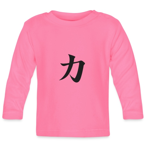 Katana - T-shirt manches longues Bébé