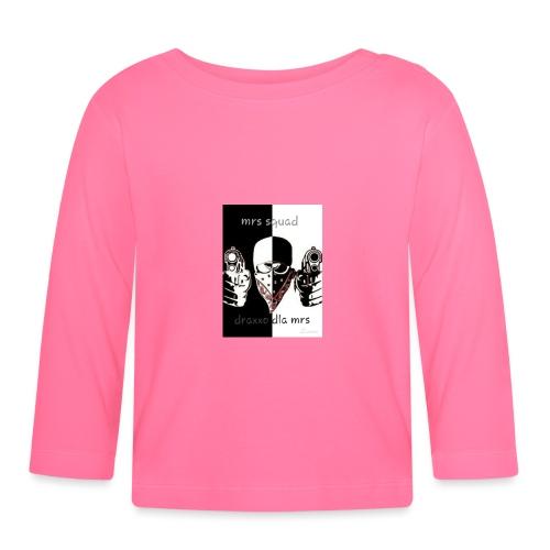 Draxxo - T-shirt manches longues Bébé