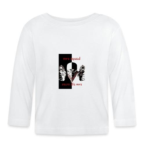 ESCRO - T-shirt manches longues Bébé
