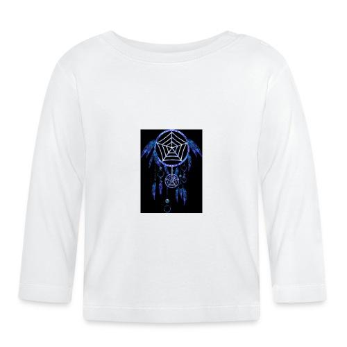 dream catcher thow pillow - Baby Long Sleeve T-Shirt