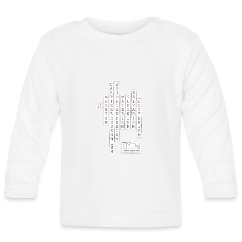 CAMISETA I BELIEVE - Camiseta manga larga bebé
