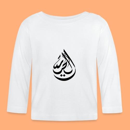 liberté - T-shirt manches longues Bébé