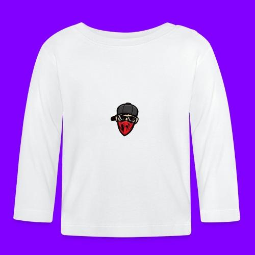 MKM TV's Logo - Baby Long Sleeve T-Shirt