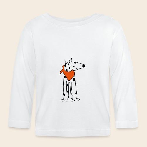mignon dalmatien - T-shirt manches longues Bébé