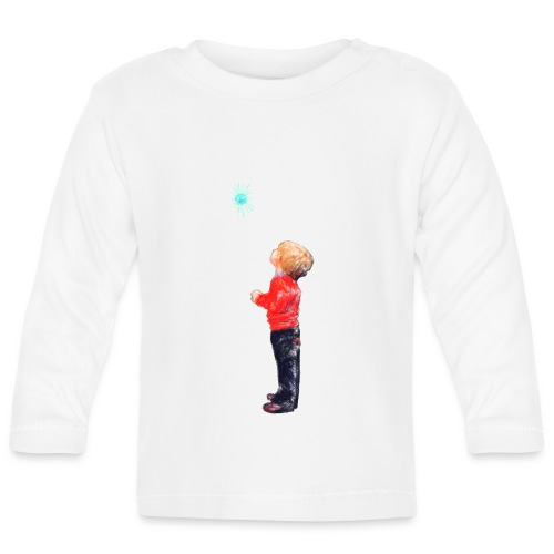 The Boy and the Blue - Baby Long Sleeve T-Shirt