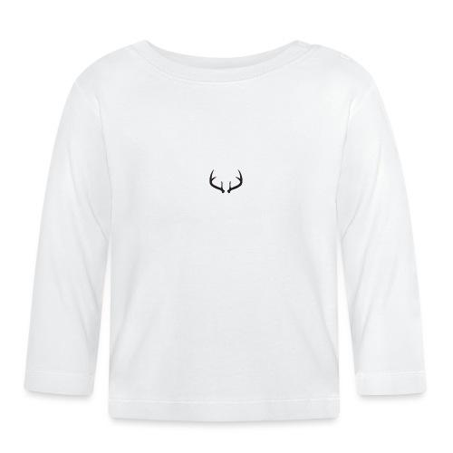 Godt Hjort - Langarmet baby-T-skjorte