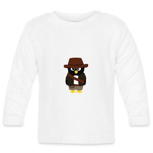 Pingouin Indiana - T-shirt manches longues Bébé