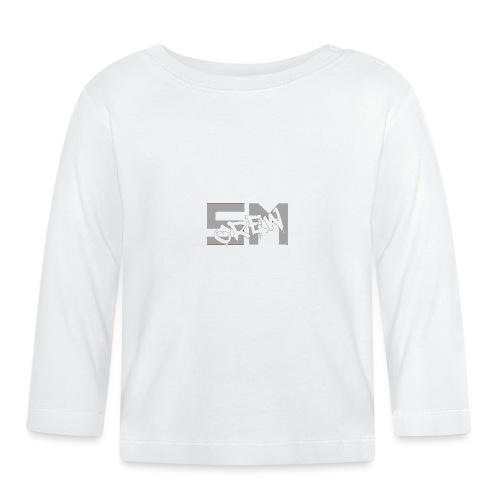 SM CREW - T-shirt manches longues Bébé