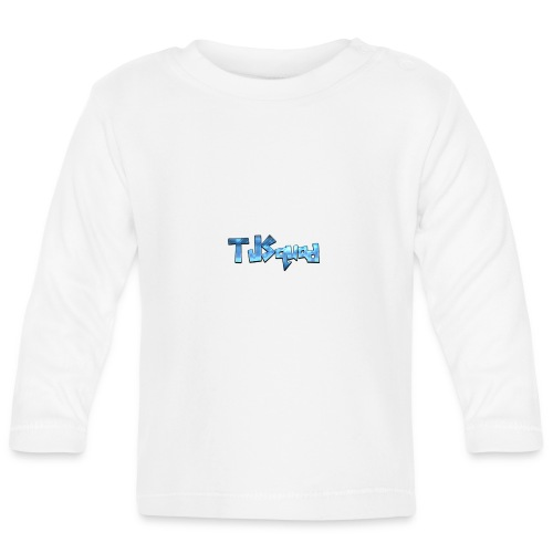 TJ SQUAD MERCH!!! - Baby Long Sleeve T-Shirt