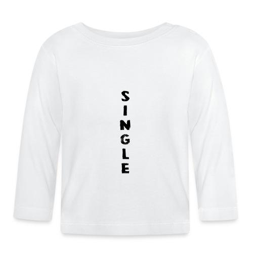 SINGLE - Maglietta a manica lunga per bambini