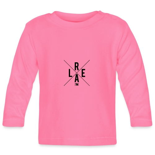 REAL - Baby Long Sleeve T-Shirt