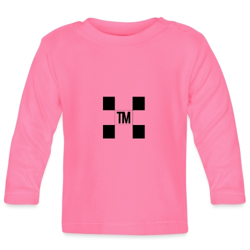 Checkered - Baby Long Sleeve T-Shirt